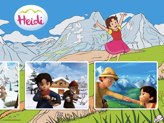 Puzzel Heidi screenshot 3