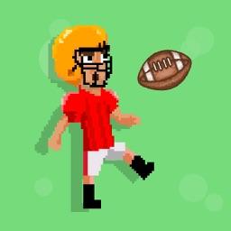Football Juggling - Super Ball Juggler