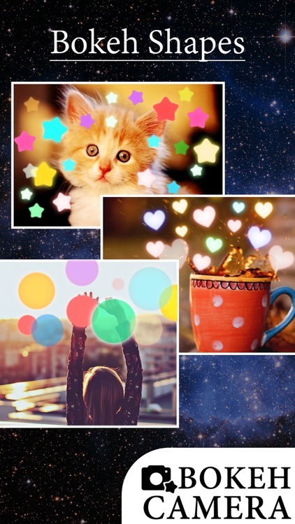 Bokeh Camera - Color Effects