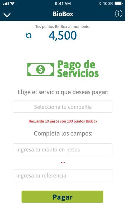Puntos BioBox screenshot-7