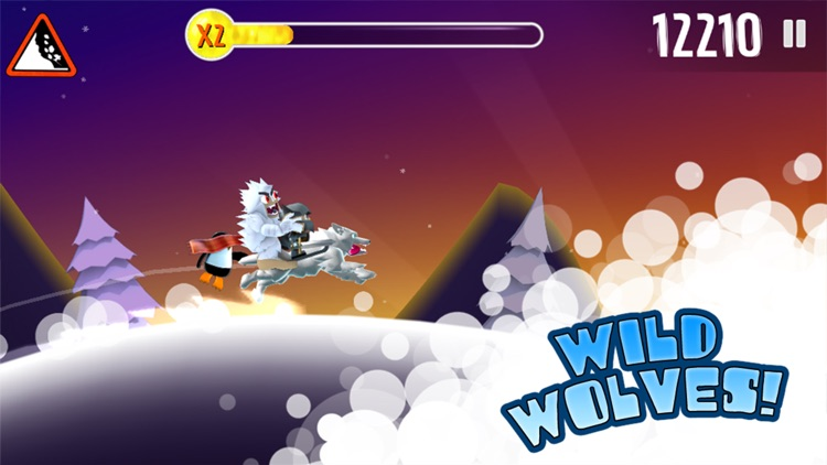 Ski Safari screenshot-1