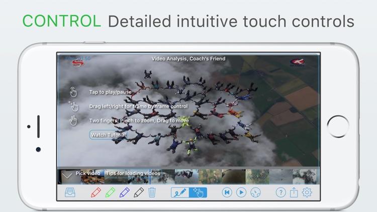 Video Analysis: Coach's friend screenshot-3
