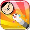 疯狂弹跳:跳跃求生休闲小游戏