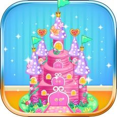 Activities of Princess Castle Cake Maker - Cooking Game