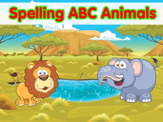 ABC Animals Practice Spelling   App Price Drops