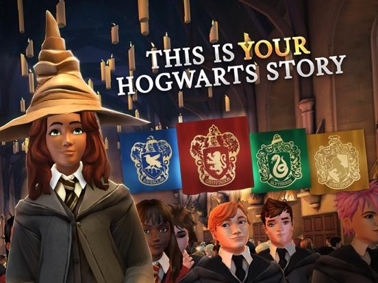 Harry Potter: Hogwarts Mystery-ipad-0