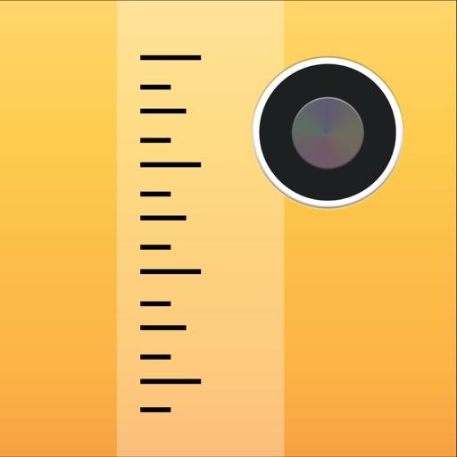 Ruler AR - Camera Tape Measure