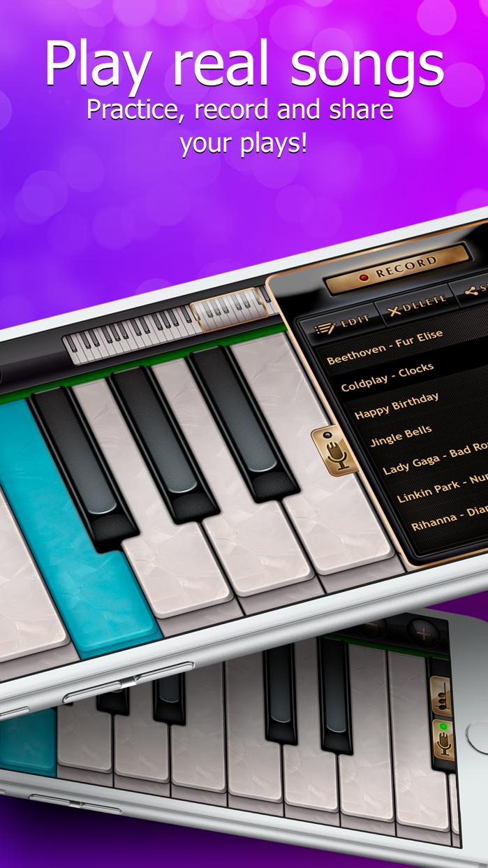 Piano - Play Magic Tiles Game Screenshot
