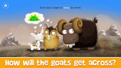 StoryTime: Billy Goats Gruff screenshot 4