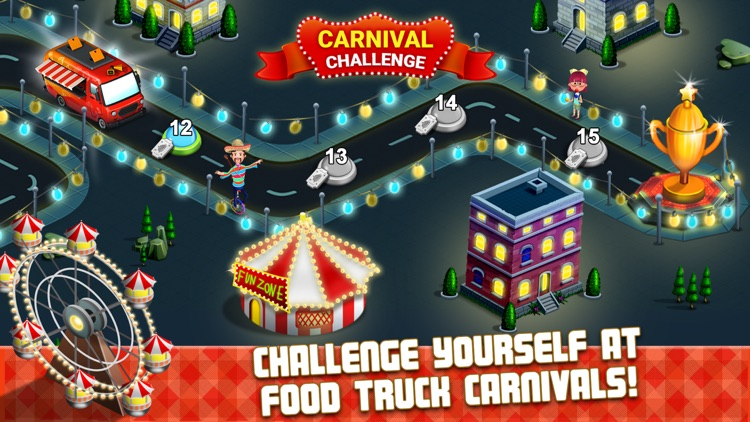 Food Truck Chef™: Cooking Game-Best burger in town screenshot-4