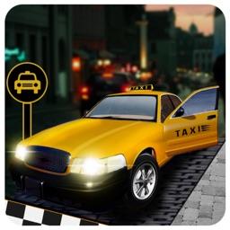 Taxi Car Cab: Driver Taxi