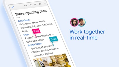 Google Docs: Sync, Edit, Share for Windows