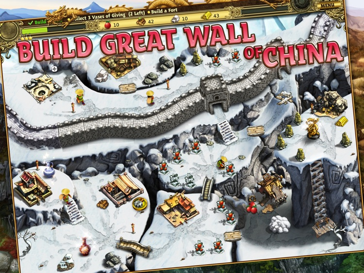 Building the China Wall HD