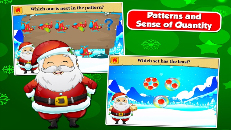 Santa Kindergarten School screenshot-4