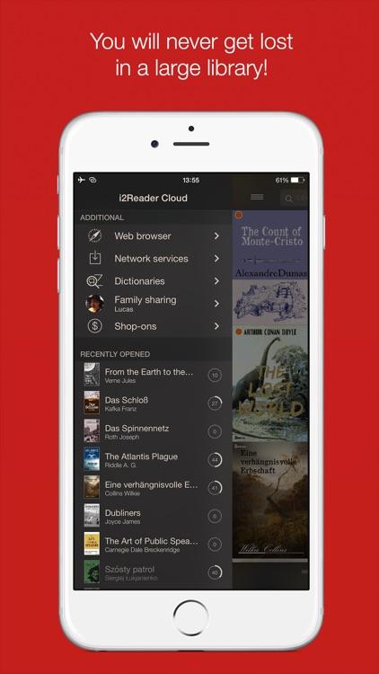 i2Reader Cloud screenshot-3
