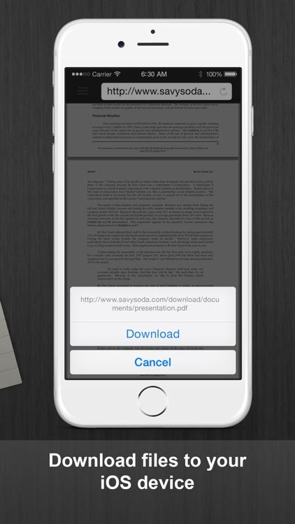 Documents Pro screenshot-4