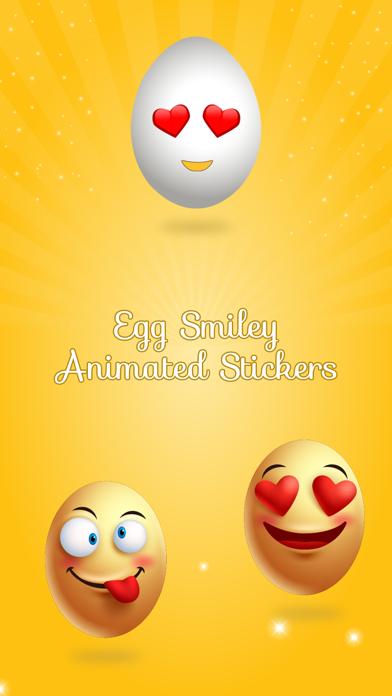 Egg Smiley Animated