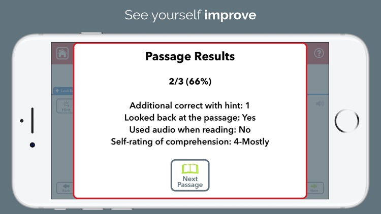 Advanced Reading Therapy screenshot-3