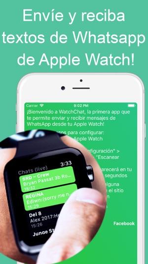 fe349d9abc0 WatchChat para WhatsApp en App Store