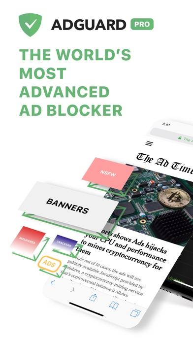AdGuard Pro — no ads&popups Screenshots