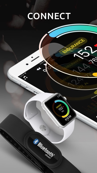 FITIV Pulse GPS Cardio Tracker Screenshot on iOS