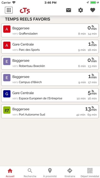 CTS Transports Strasbourg screenshot-3