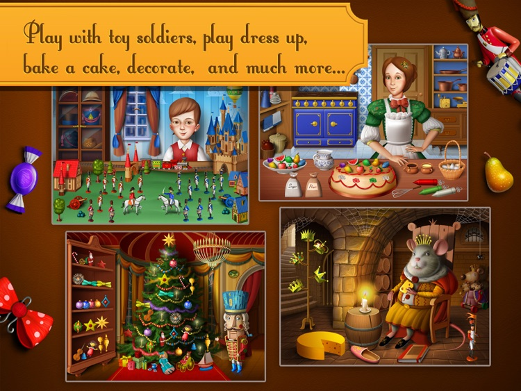 The Nutcracker Story screenshot-2