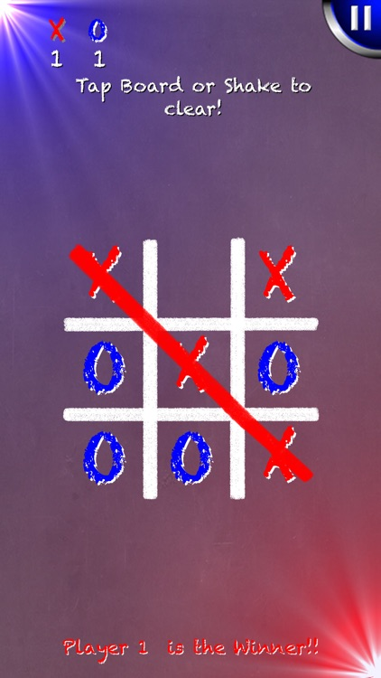 Tic Tac Toe Extreme! screenshot-0