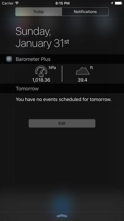 Barometer Plus - Altimeter screenshot-2