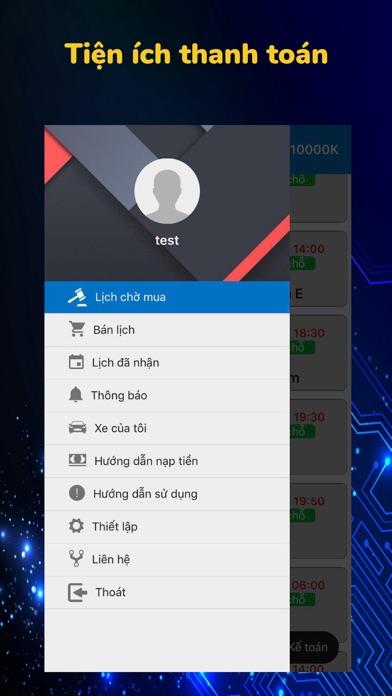 mobileTaxi - Xe vip Nội Bài 1.1 IOS