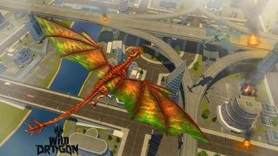 Dragon Revenge & Survival Sim screenshot 4