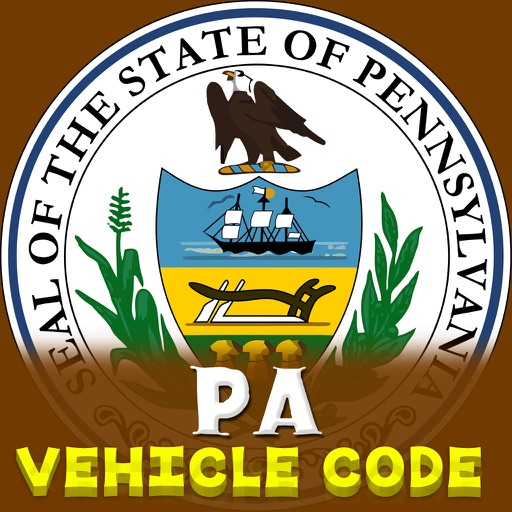 PA Vehicle Code(Title 75) 2017