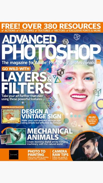 Advanced Photoshop Monthly