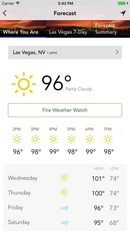 Las Vegas Weather Radar-FOX5