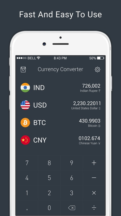 Currency Converter Live By Somish Kakadiya