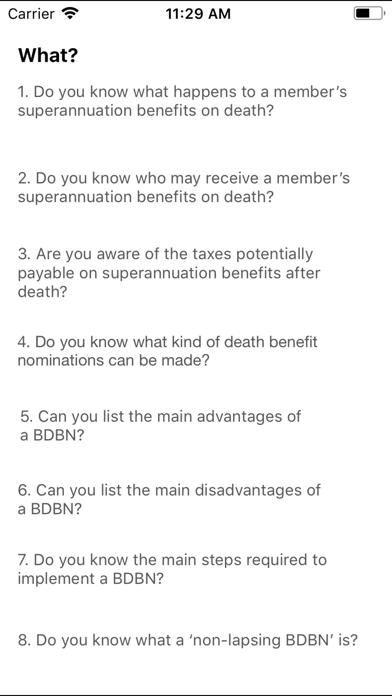 BDBN screenshot two