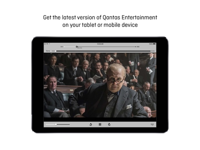 Qantas Entertainment on the App Store