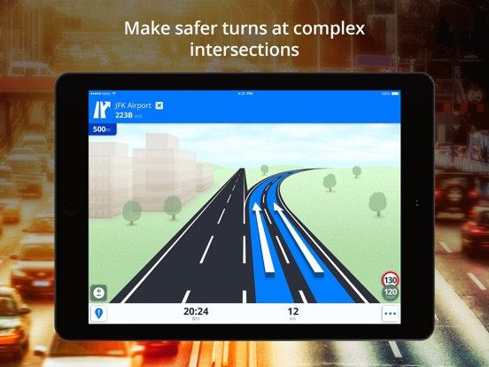Sygic GPS Navigation & Maps iPad