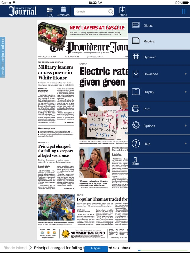 Providence Journal eEdition on the App Store