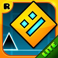 Geometry Dash Lite - RobTop Games AB Cover Art
