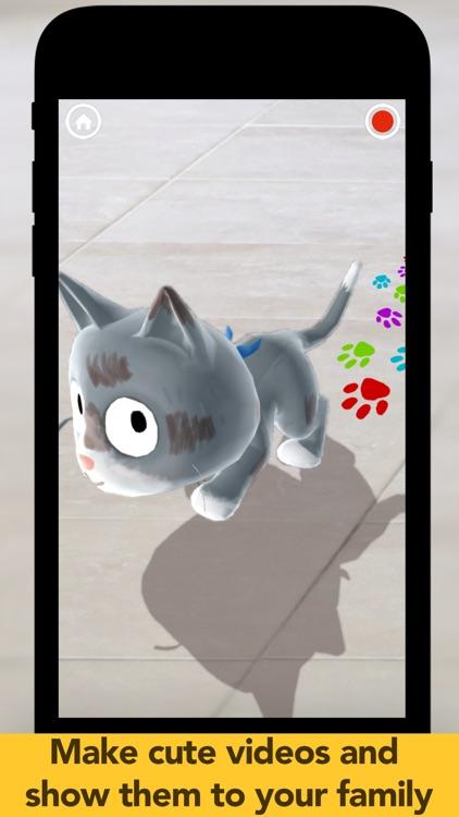 Fiete Cats AR screenshot-4
