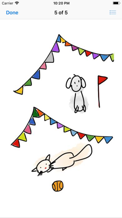 点击获取Cute Dog Sticker Pack