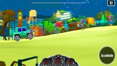 Zombie Hill Road Shooter screenshot four