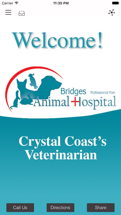 Bridges Prof Park Animal Hosp