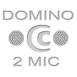 DOMINO 2MIC SETTING