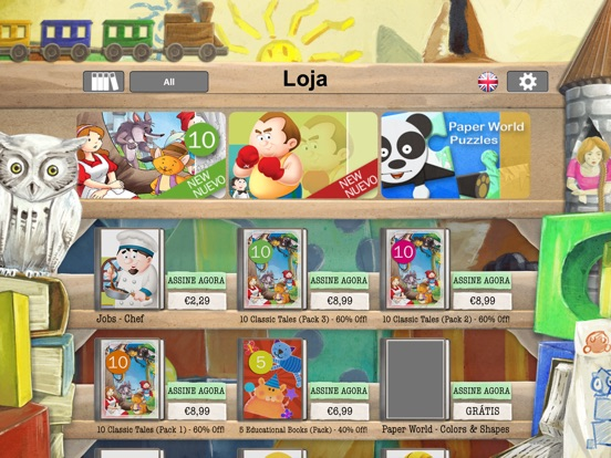 Books for Kids Screenshot
