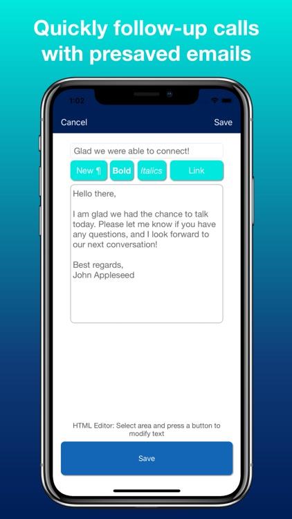 SwiftCall: Sales Auto-Dialer screenshot-4