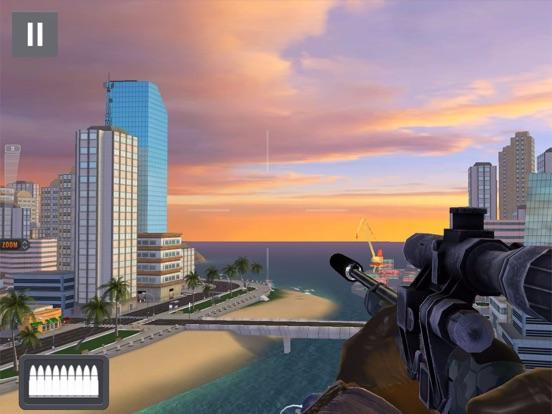 Игра Sniper 3D: игры стрелялки