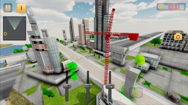 Bridge Builder - Construction Simulator 3D screenshot-4