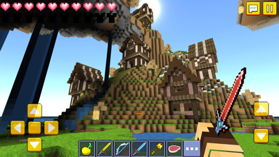 ピクセルサバイバルゲーム:無人島に冒険するのおすすめ画像3
